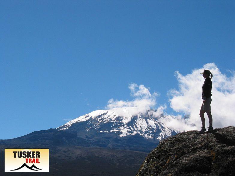 Kilimanjaro's Kibo Peak, Mount Kilimanjaro