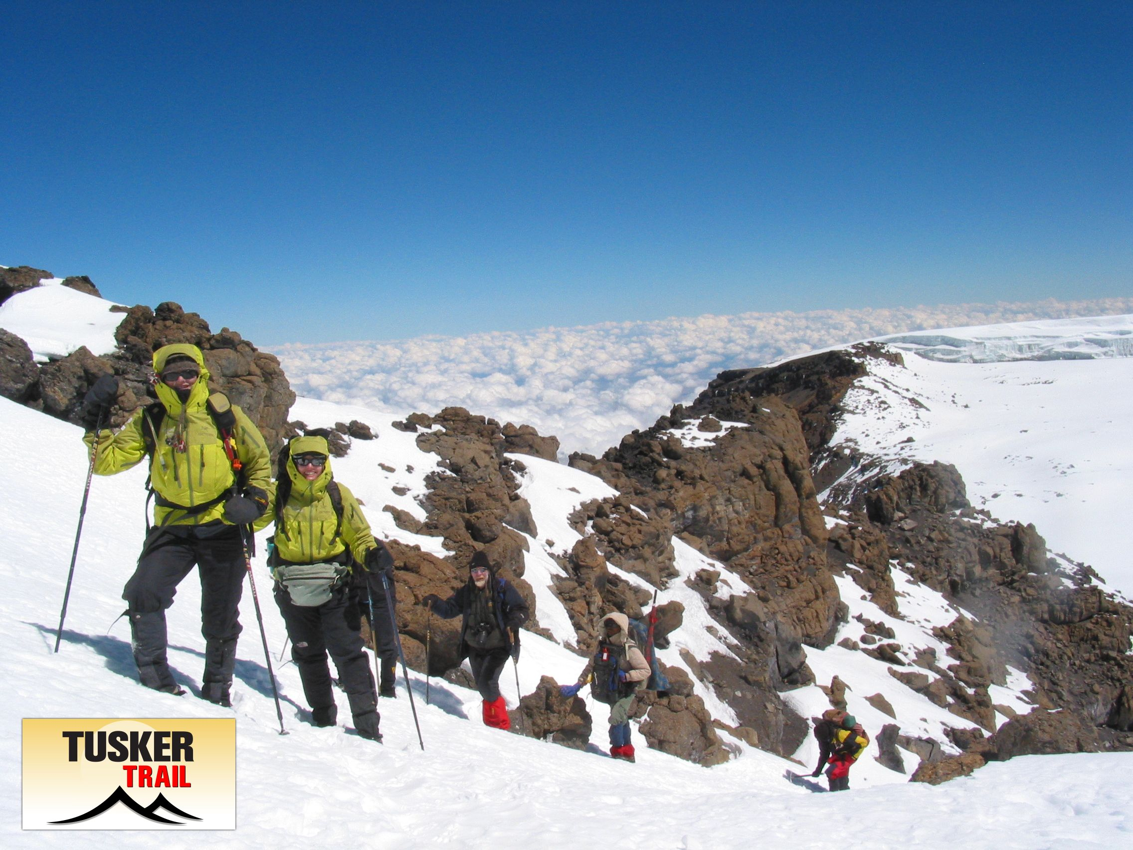 Stella Point, Mount Kilimanjaro