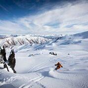 Soho Basin snow