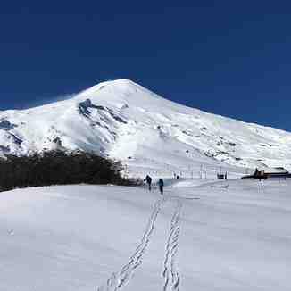 Randoneé at Ski Villarrica Pucon, Villarrica-Pucon