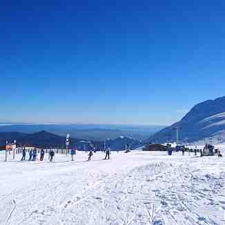 Blue Bird Day mmmmmm, Mount Buller