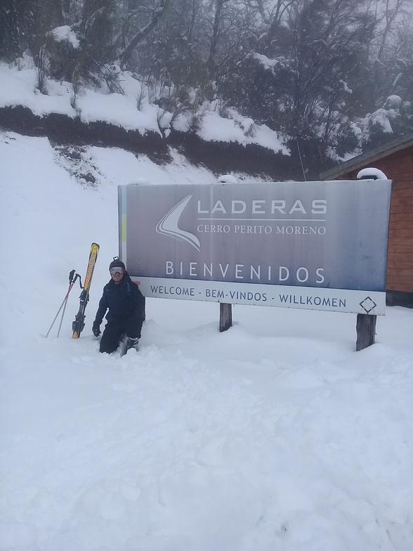 JUAN CHACON LAS LADERAS 2018, Perito Moreno