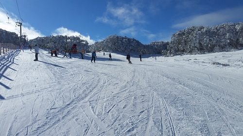 Mount Baw Baw Ski Resort by: phil