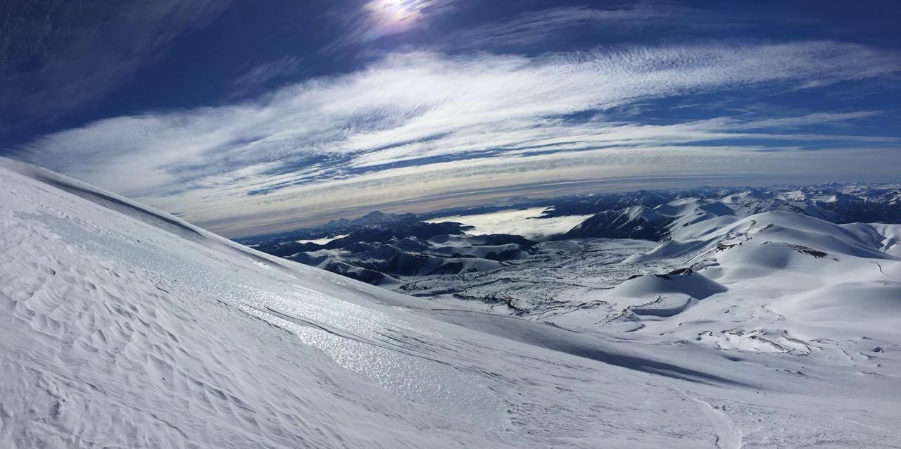 Cumbre Corralco, Corralco (Lonquimay)