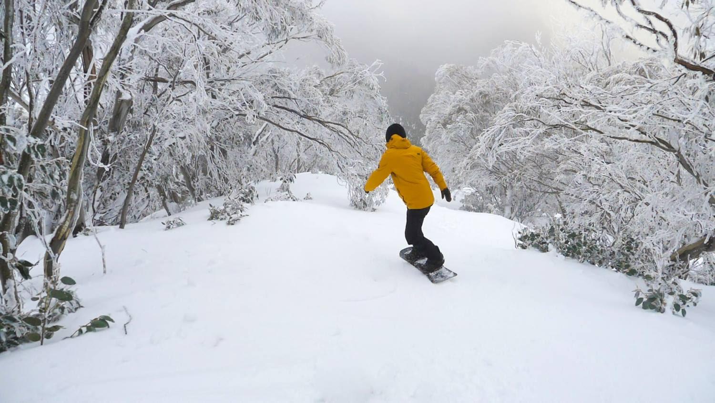 Could it get even snowier?, Mount Buller
