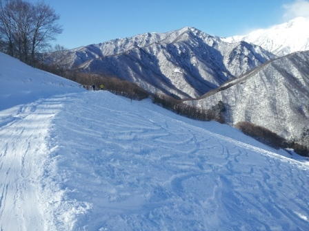 White-Valley Matsubara snow