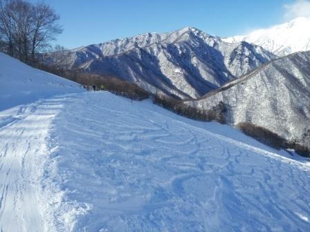 White-Valley Matsubara snow