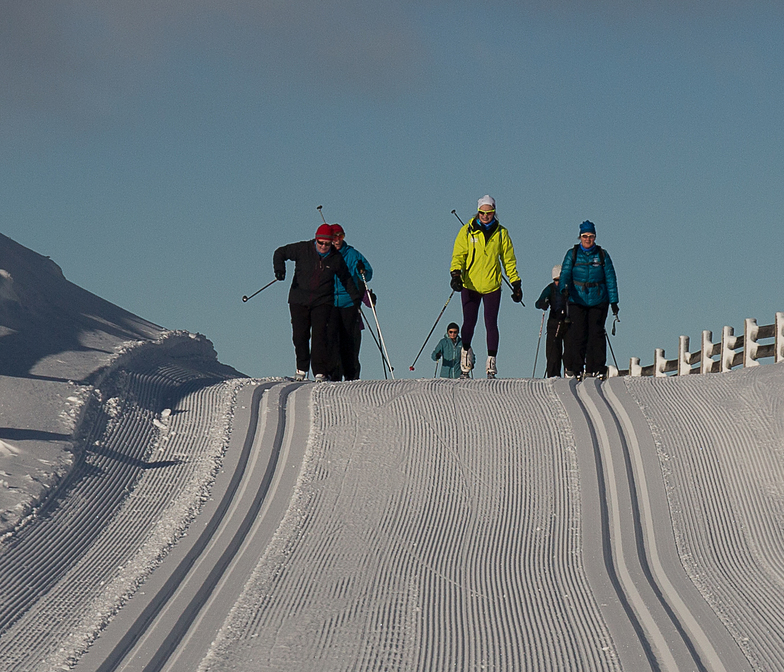 Ladies Tuesdays, Snow Farm