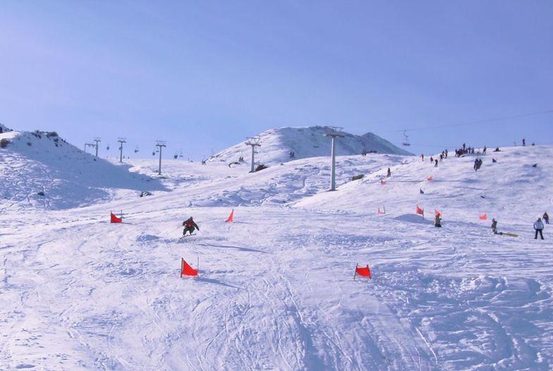 Toguz-Bulak snow