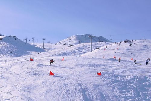 Toguz-Bulak Ski Resort by: Snow Forecast Admin