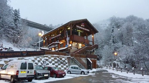 Brides Les Bains Ski Resort by: Snow Forecast Admin