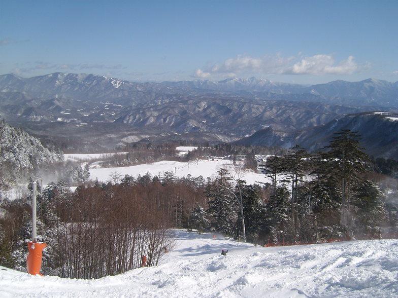 Ontake Ropeway snow