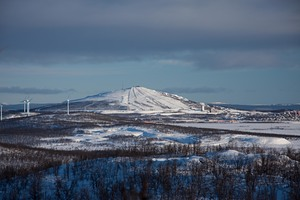 Sent to our help desk, by a user, in 2010., Kiruna photo