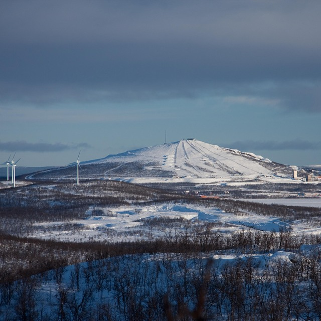 Sent to our help desk, by a user, in 2010., Kiruna