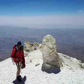 peak damavand, Mount Damavand