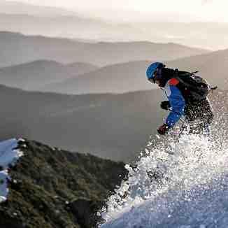 Mt Buller back country skiing, Mount Buller