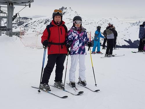 Cerro Castor Ski Resort by: ricardobacter