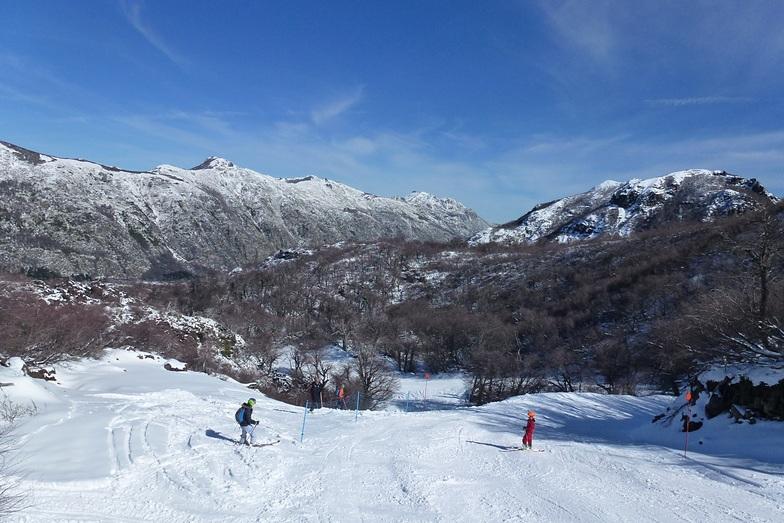 Pista Tres Marias Bosque, Nevados de Chillan