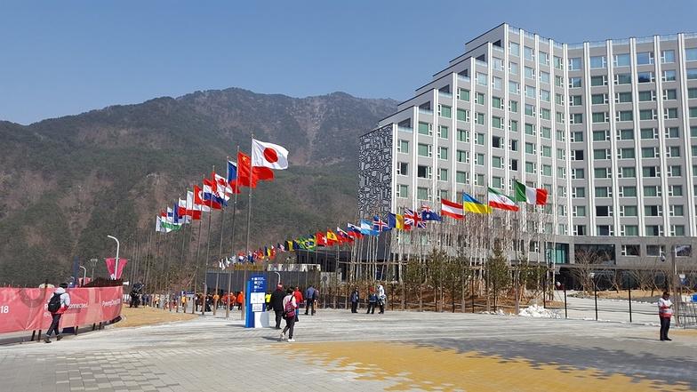 PyeongChang-Jeongseon Alpine Centre