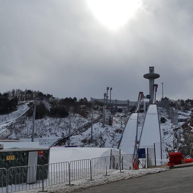 2018 PyeongChang Olympic, PyeongChang-Alpensia Ski Resort