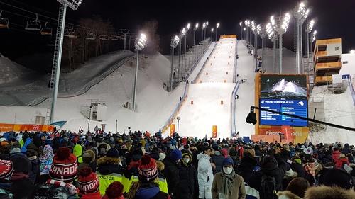 PyeongChang-Bokwang Phoenix Park  Reiseführer Skiort