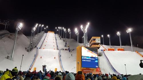 PyeongChang-Bokwang Phoenix Park Ski Resort by: Byung Chun,Moon