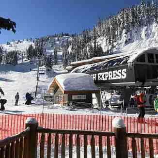 Bottom standish express, Sunshine Village