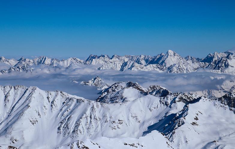 Pitztal, Pitztal Glacier