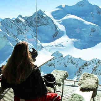 Cafe 3440, Pitztal Glacier
