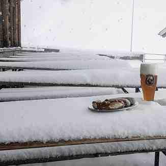 First dustings., Garmisch-Partenkirchen-Zugspitze