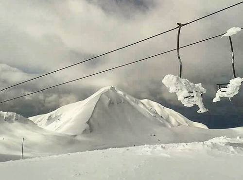Karpenisi Ski Resort by: makis