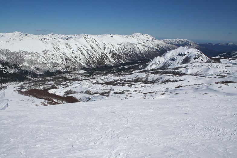 Valle las trancas, Nevados de Chillan