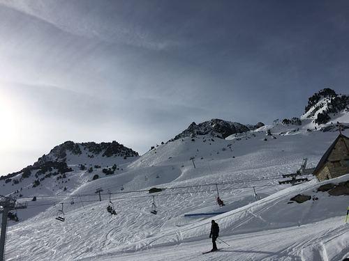 Peyragudes Ski Resort by: Eric Drouillat