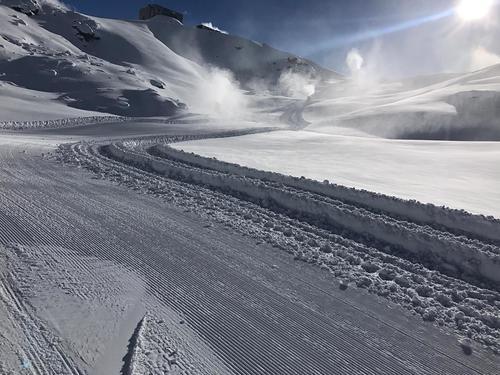 Verbier Ski Resort by: Snow Forecast Admin