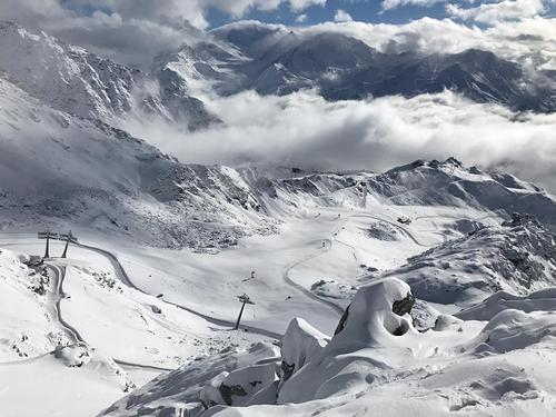 Verbier Ski Resort by: Snow Forecast Admin