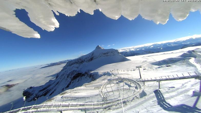Simply beautiful, Gstaad Glacier 3000