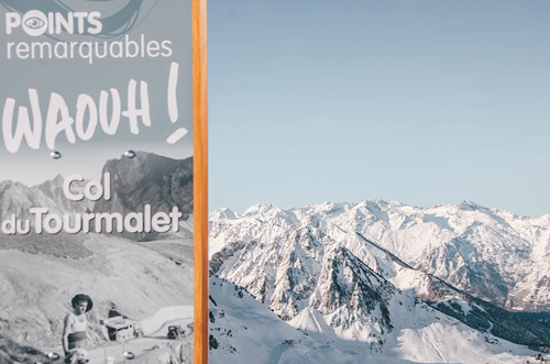 Grand Tourmalet-Bareges/La Mongie Ski Resort by: Grand Tourmalet