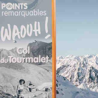 Col du Tourmalet, Grand Tourmalet-Bareges/La Mongie