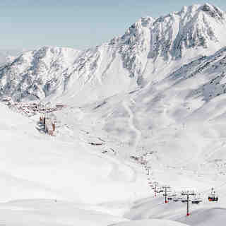 Grand Tourmalet-Bareges/La Mongie Snow