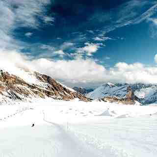 The Snow Park, Gstaad Glacier 3000