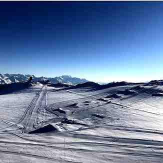 Snow Park, Gstaad Glacier 3000