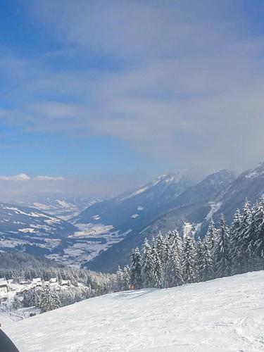 Krimml Ski Resort by: Daphne van Arkel