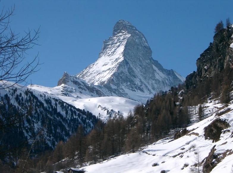 Matterhorn - the classic shot, Zermatt