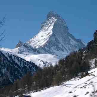 Matterhorn - the classic shot, Zermatt