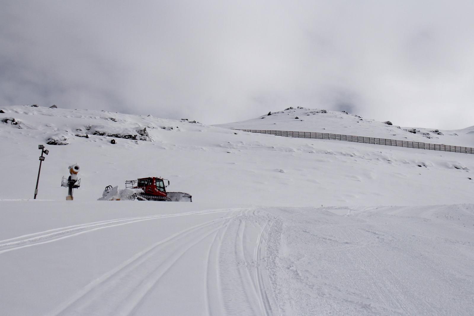 2018/19 season is underway., Sierra Nevada