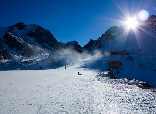 Shymbulak Ski Resort by: Vassiliy