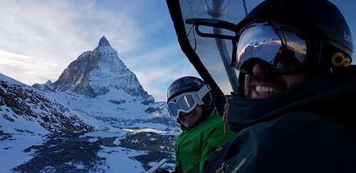 Zermatt Ski Resort by: Mark Stroud