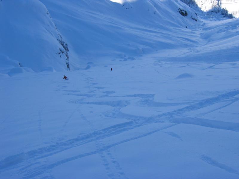 That feels nice, Zermatt