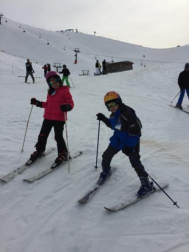 Zaarour Club Ski Resort by: Pierre N.
