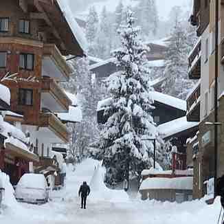 Saalbach village, Saalbach Hinterglemm